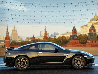 2009 Nissan GT-R black edition 12