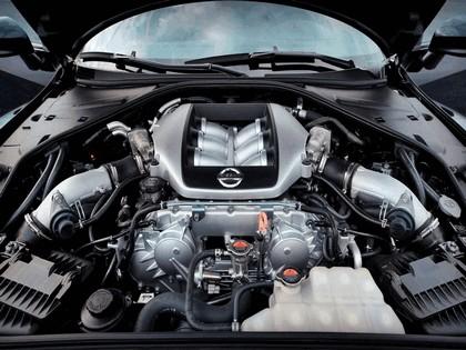 2009 Nissan GT-R black edition 19