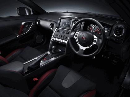 2009 Nissan GT-R black edition 21