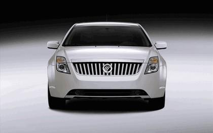 2010 Mercury Milan hybrid 1