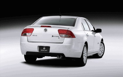 2010 Mercury Milan hybrid 2