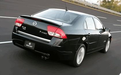 2010 Mercury Milan hybrid 8