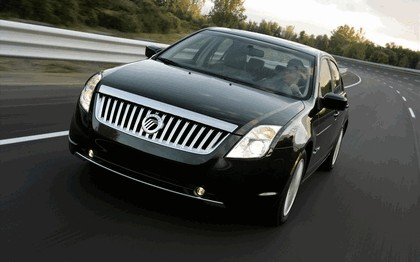 2010 Mercury Milan hybrid 9