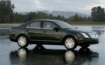 2010 Mercury Milan hybrid 10
