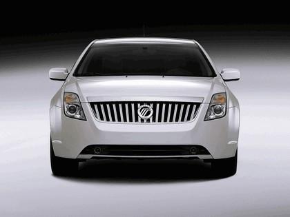 2010 Mercury Milan hybrid 11
