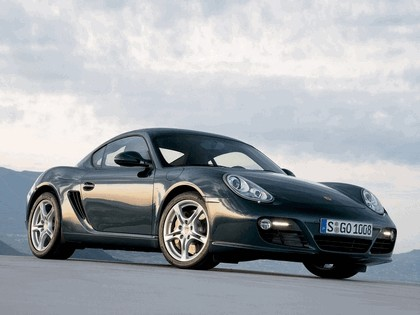 2010 Porsche Cayman S 8