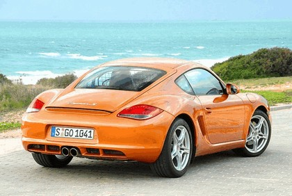 2010 Porsche Cayman S 35
