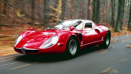 1967 Alfa Romeo 33 stradale 9