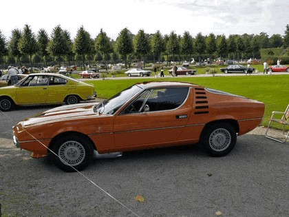 1973 Alfa Romeo Montreal 16