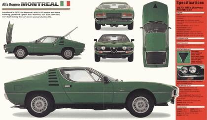 1973 Alfa Romeo Montreal 24