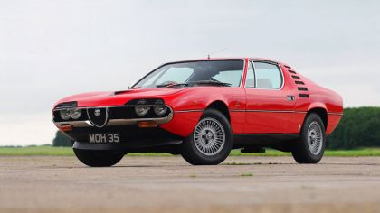 1973 Alfa Romeo Montreal 5
