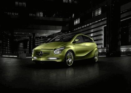 2009 Mercedes-Benz BlueZero concept 3