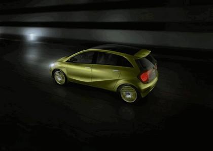 2009 Mercedes-Benz BlueZero concept 5