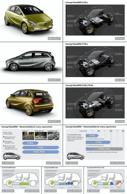 2009 Mercedes-Benz BlueZero concept 13