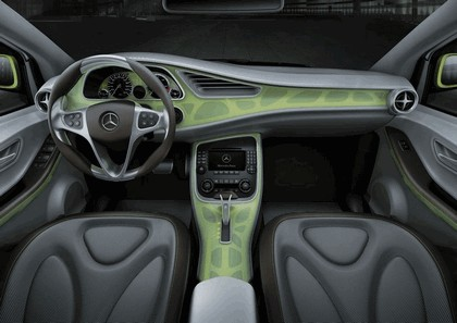 2009 Mercedes-Benz BlueZero concept 21