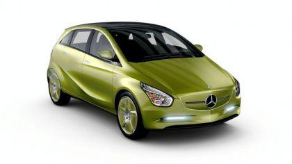 2009 Mercedes-Benz BlueZero concept 1