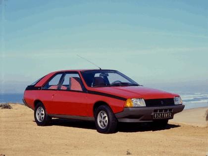 1980 Renault Fuego 4