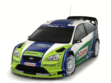 2006 Ford Focus RS WRC 1