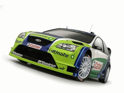 2006 Ford Focus RS WRC 2