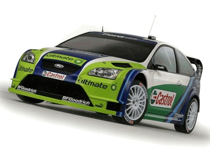 2006 Ford Focus RS WRC 5