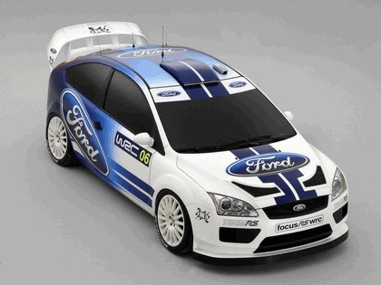 2006 Ford Focus RS WRC 6