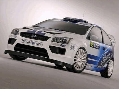 2006 Ford Focus RS WRC 7