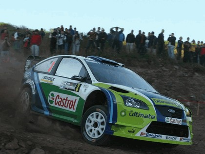 2006 Ford Focus RS WRC 19