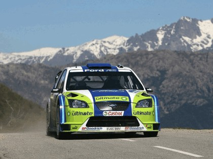 2006 Ford Focus RS WRC 78