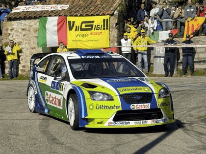2006 Ford Focus RS WRC 81