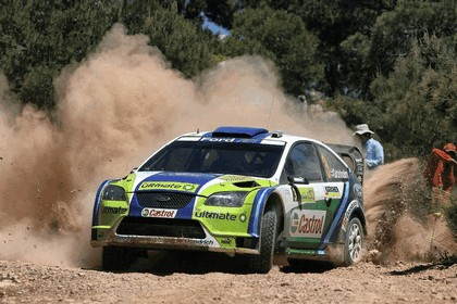 2006 Ford Focus RS WRC 92