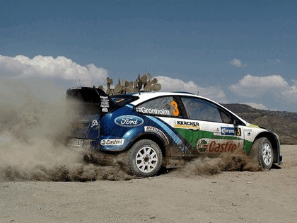 2006 Ford Focus RS WRC 126