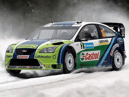 2006 Ford Focus RS WRC 154