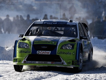 2006 Ford Focus RS WRC 158