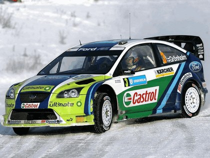 2006 Ford Focus RS WRC 161