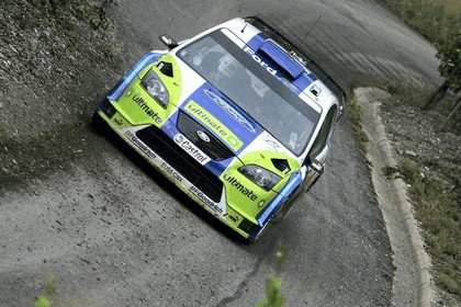 2006 Ford Focus RS WRC 166
