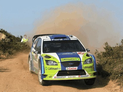 2006 Ford Focus RS WRC 179