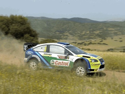 2006 Ford Focus RS WRC 180
