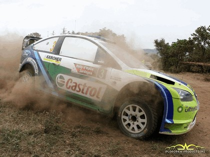 2006 Ford Focus RS WRC 186