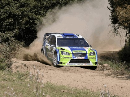 2006 Ford Focus RS WRC 188