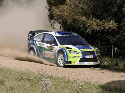 2006 Ford Focus RS WRC 190