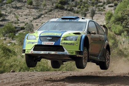 2006 Ford Focus RS WRC 195