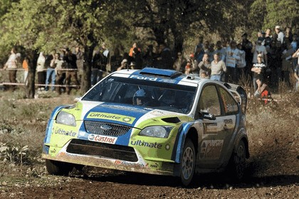 2006 Ford Focus RS WRC 198