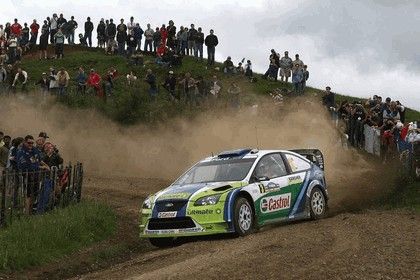 2006 Ford Focus RS WRC 208
