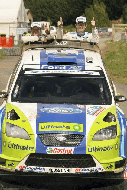2006 Ford Focus RS WRC 214
