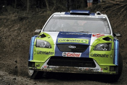 2006 Ford Focus RS WRC 215