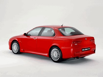 2001 Alfa Romeo 156 GTA 3
