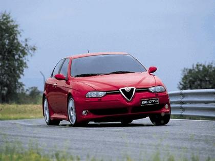 2001 Alfa Romeo 156 GTA 4