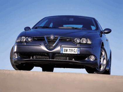 2001 Alfa Romeo 156 GTA 6