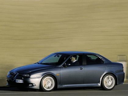 2001 Alfa Romeo 156 GTA 7