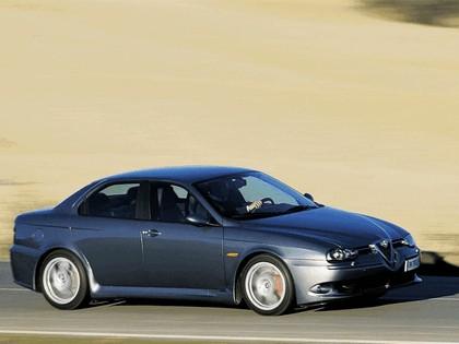 2001 Alfa Romeo 156 GTA 8